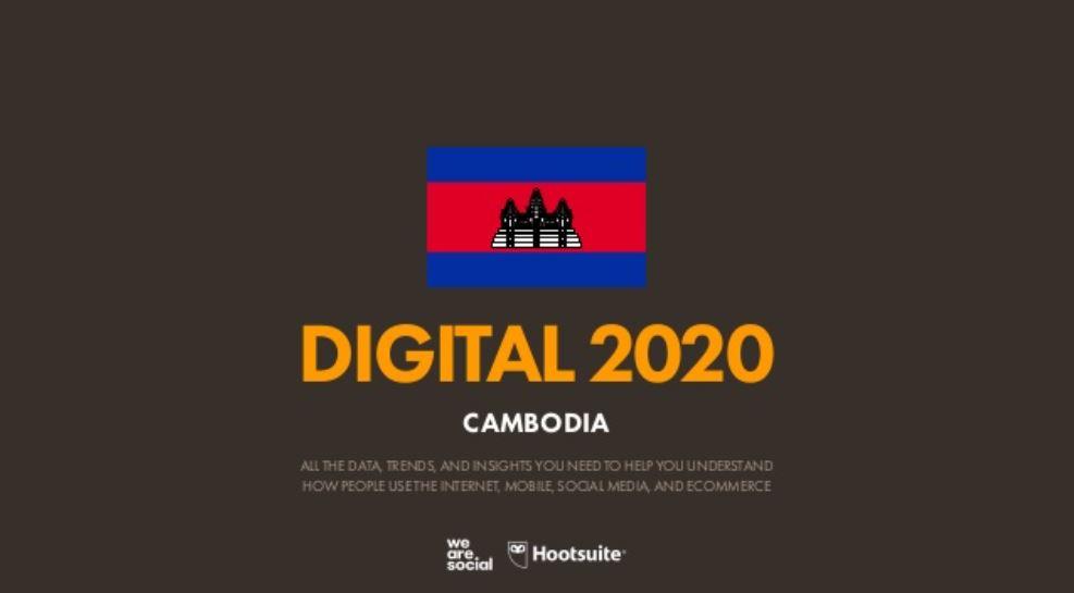 Cambodia Social Media Statistic 2020