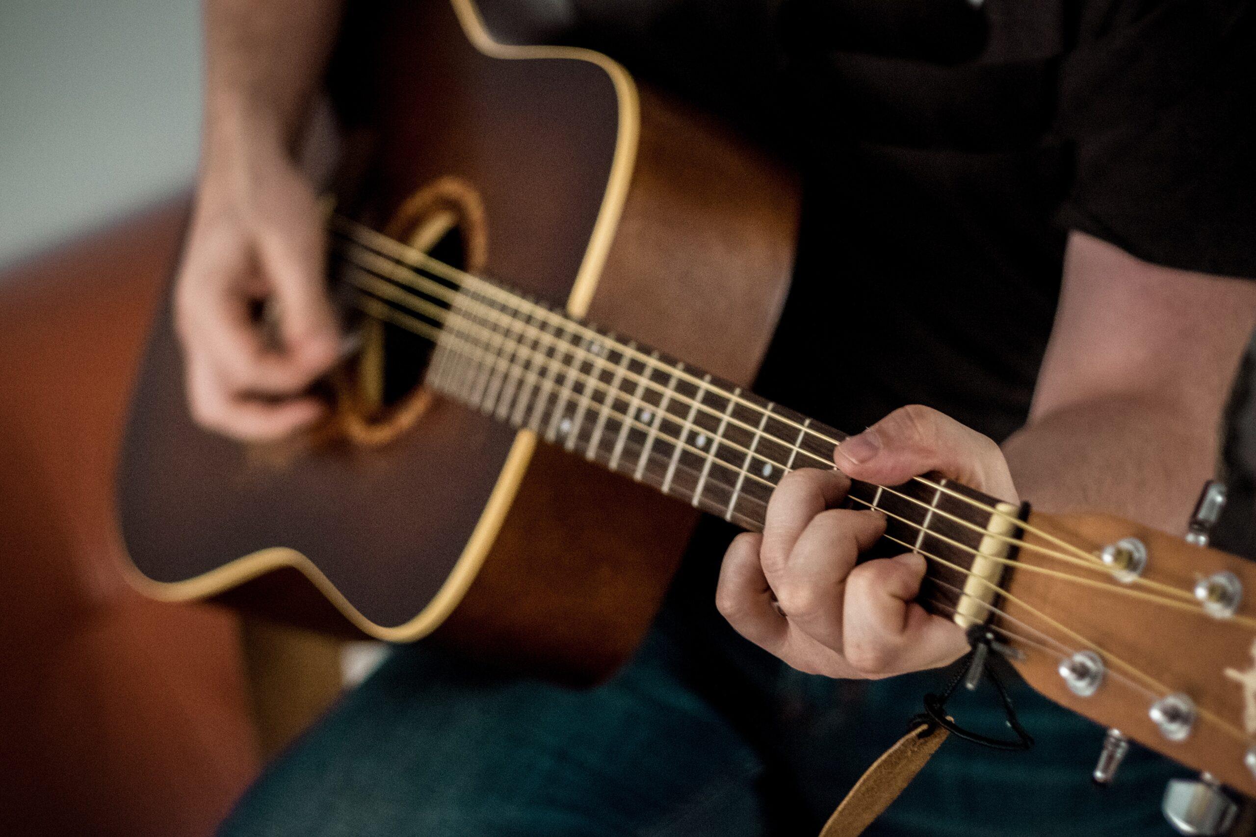 Khmer Guitar Lessons